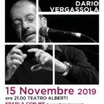 TEATRO ALBERTI – 15 NOVEMBRE 2019