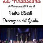 TEATRO ALBERTI – 24 NOVEMBRE 2019